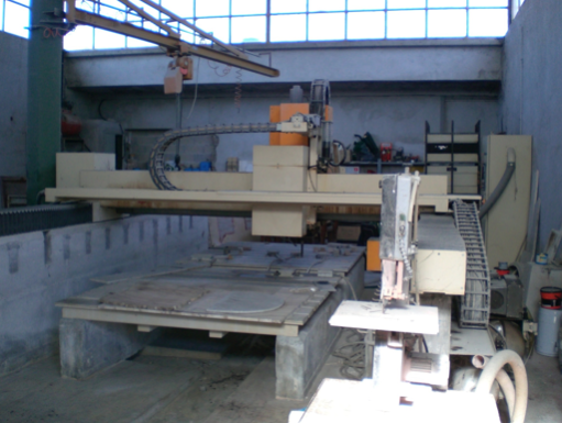CONTORNATRICE MISTRAL CNC 2 BANCHI